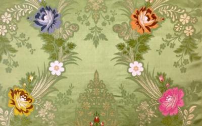 Espolín, la joya de la seda valenciana